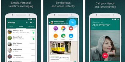 WhatsApp Messenger alternaitves