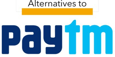 Best replacment options to Paytm in India min