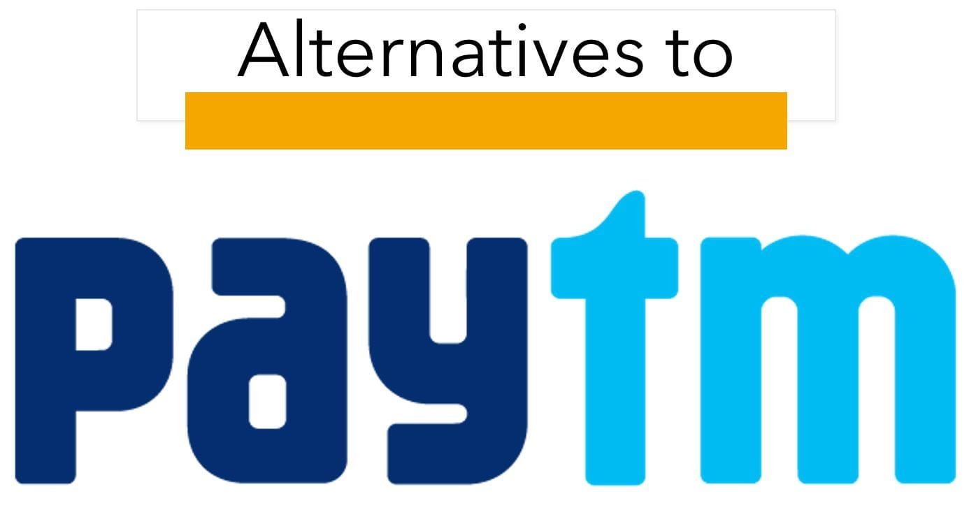 11 Best Apps Replacements to different Paytm features in India