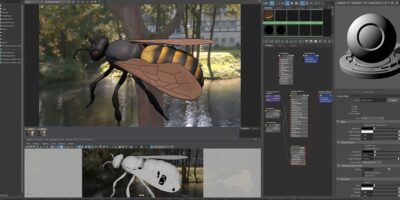 Software to Replacer Autodesk Maya and 3D Studio Max