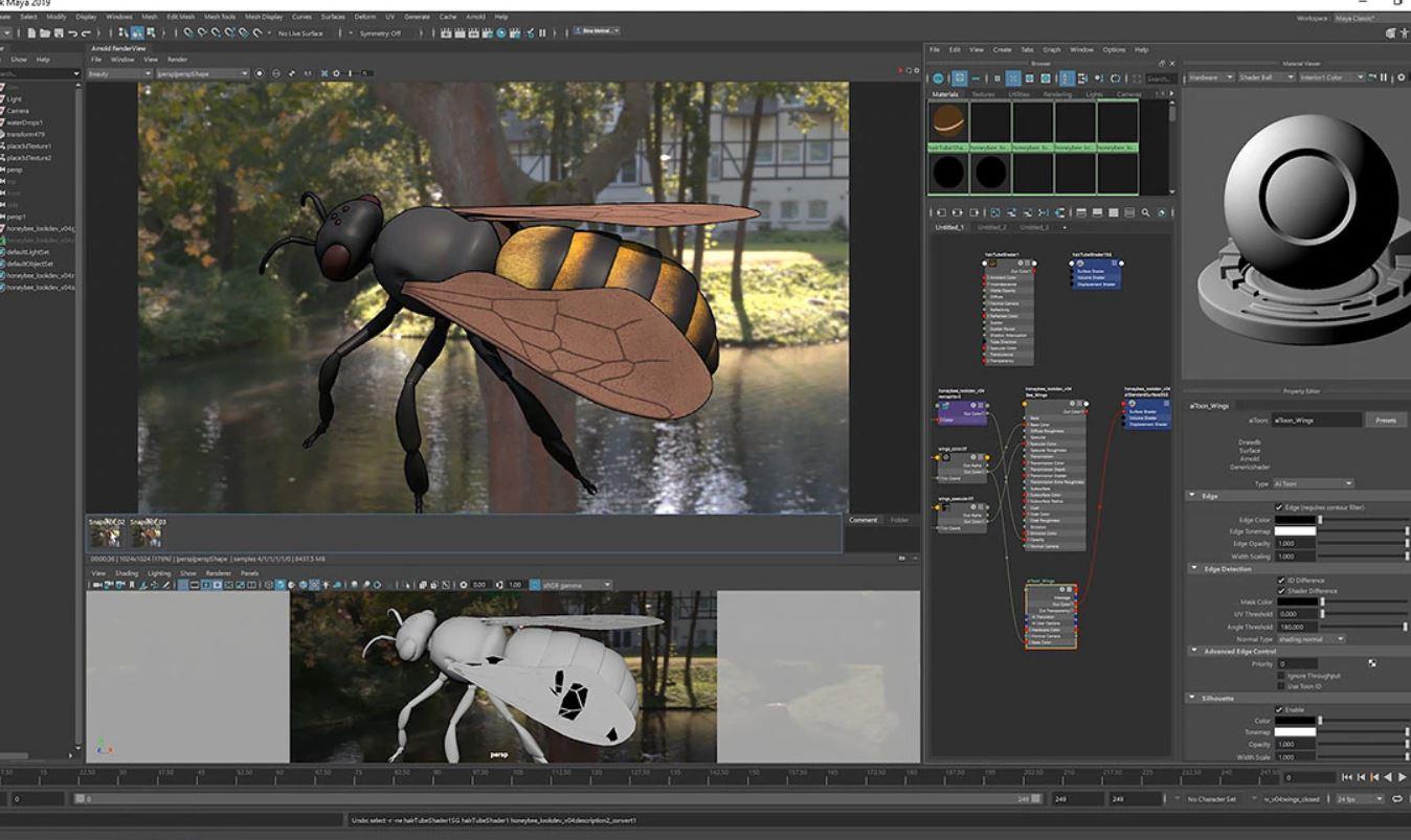 5 Best Alternatives to Autodesk Maya and3D Studio Max