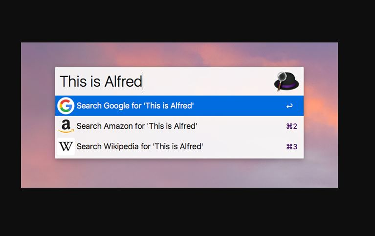 Alfred for Windows: Few similar apps to Mac's Alfred