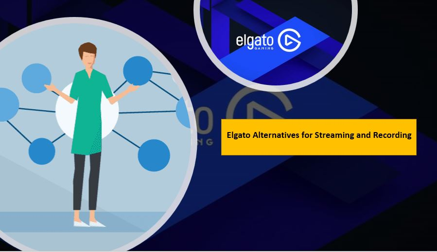 Elgato Alternatives for Streaming and Recording