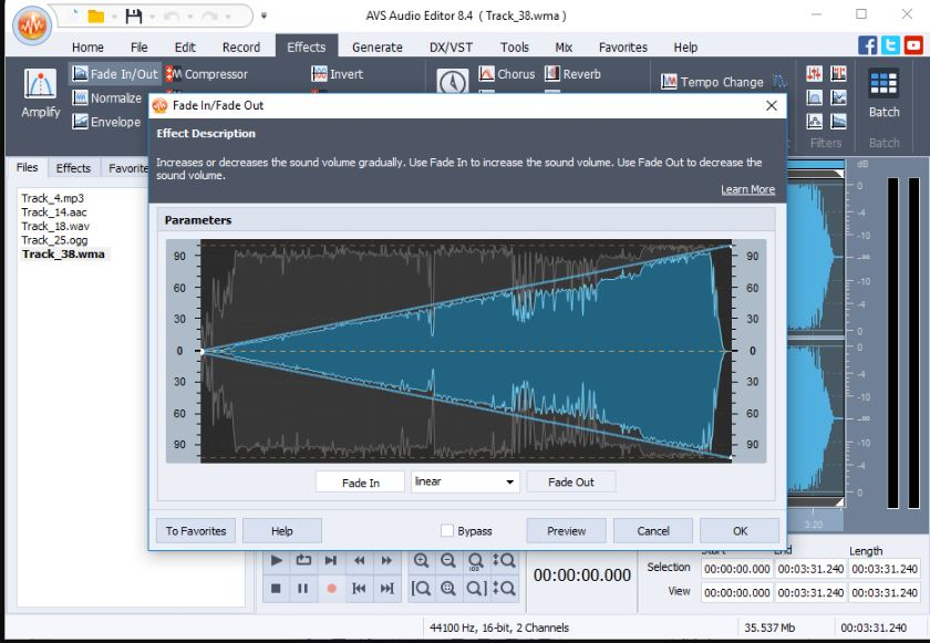 AV Audio Editor audacity alternative free