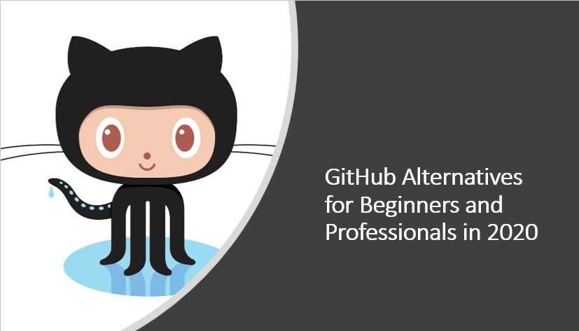 GitHub Alternatives for Beginners and Professionals in 2020