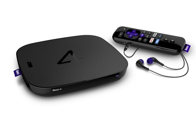 Roku 4 alternatives to Amazon Fire Stick