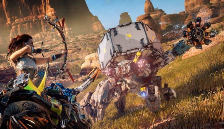 Horizon Zero Dawn game substitute to Creed
