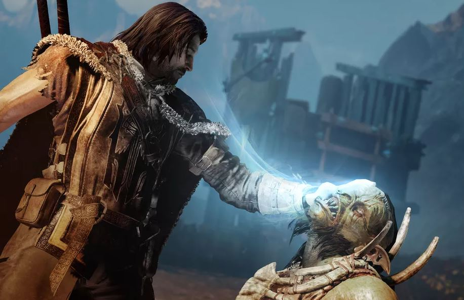 Shadow of Mordor Assassin's creed