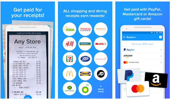 Receipt Hog – Receipts to Cash