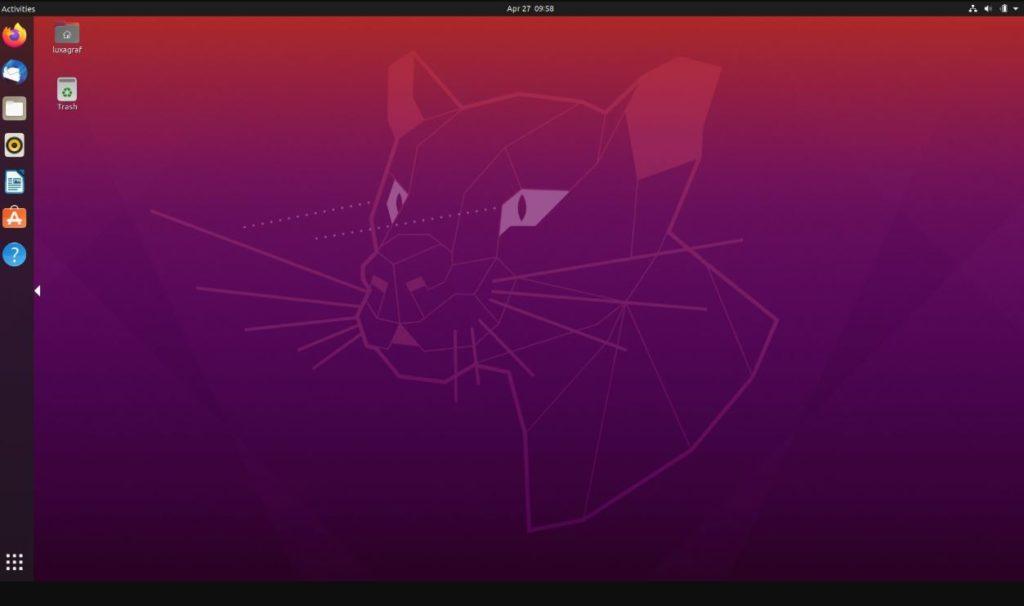 Ubuntu instead of Win 10