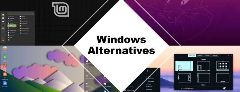 free Windows 10 operating system alternative