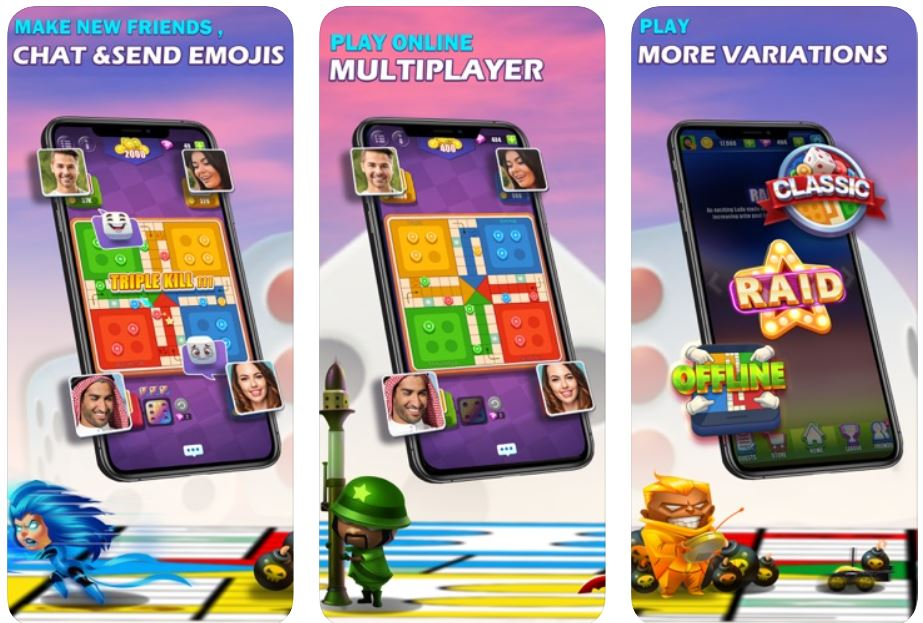 Ludo All Star Multiplayer best game app like ludo king