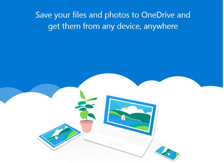 OneDrive cloud storage alternative