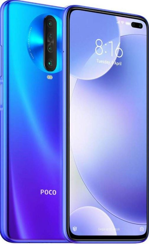 POCO X2 Moto One similar phone