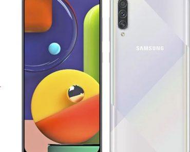 SAMSUNG GALAXY A50S alternative to Motorola Moto one