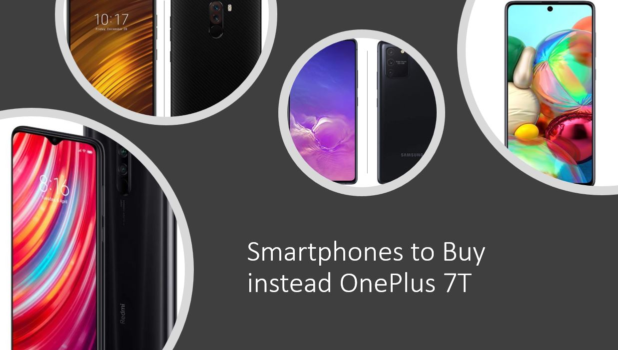 Smartphones to Buy instead OnePlus 7T min