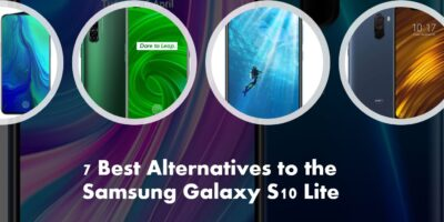 7 Best Alternatives to the Samsung Galaxy S10 Lite min