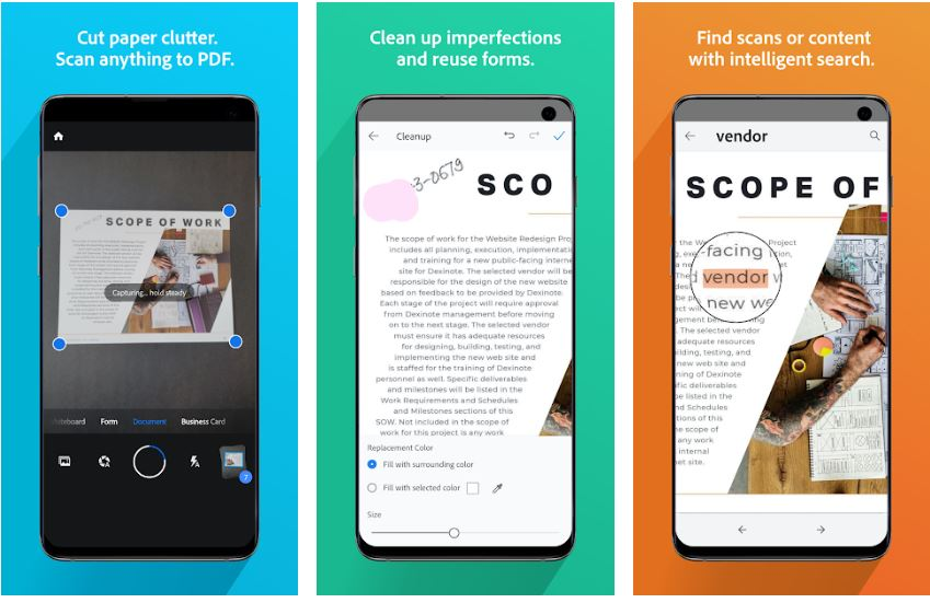 4 Best substitutes to CamScanner on Android & iOS as it is banned in India