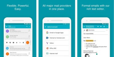 Aqua Mail Email app for Any Email alternatives