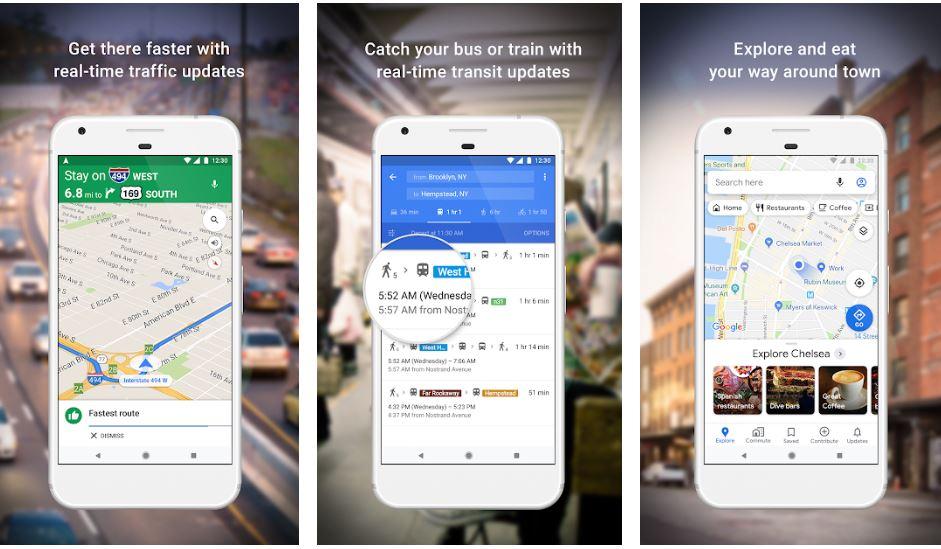 4 Top Free Alternatives to the Baidu Maps