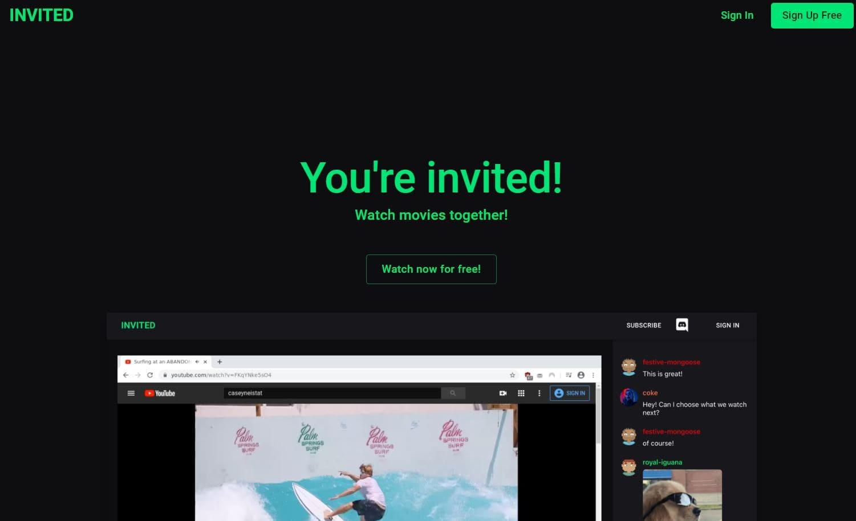 Invited Tv Rabbit like website min