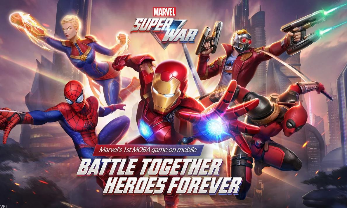 MARVEL Super War alternative games