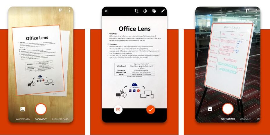 Microsoft Office Lens PDF Scanner