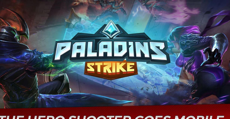 Paladins Strike alternatives