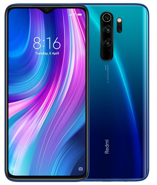 Redmi Note 8 Pro replacement for Samsung Galaxy S10 Lite