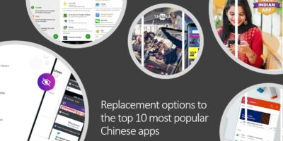 Replacement options to the top 10 most popular Chinese apps