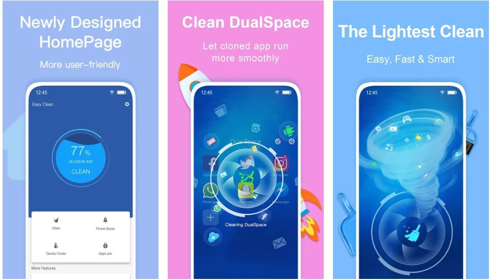 Super Phone Cleaner Space Cleaner