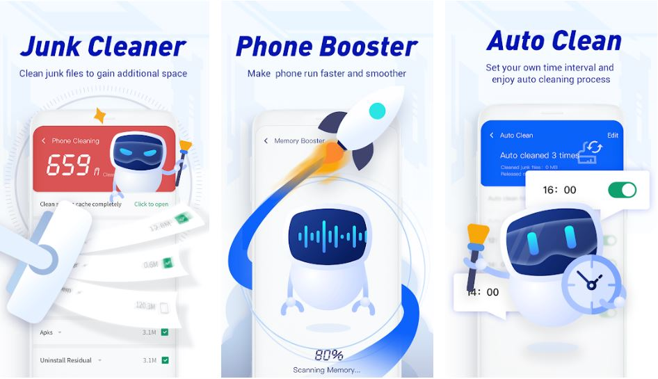 iClean Booster Super Virus Cleaner Master alternative