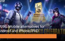 PUBG Mobile alternatives for Android and iPhone iPAD