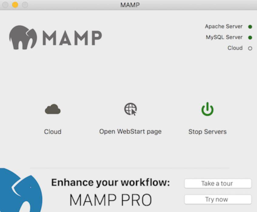 MAMP XAMPP alternative