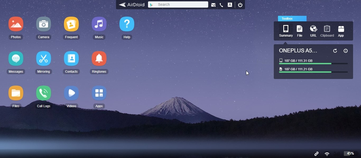 Airdroid pushbullet alternative
