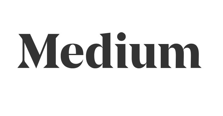 Medium similar to Tumblr