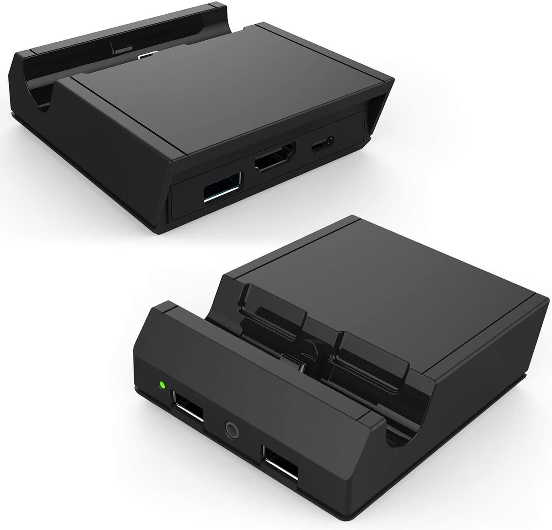Nintendo Switch Dock Portable Switch min