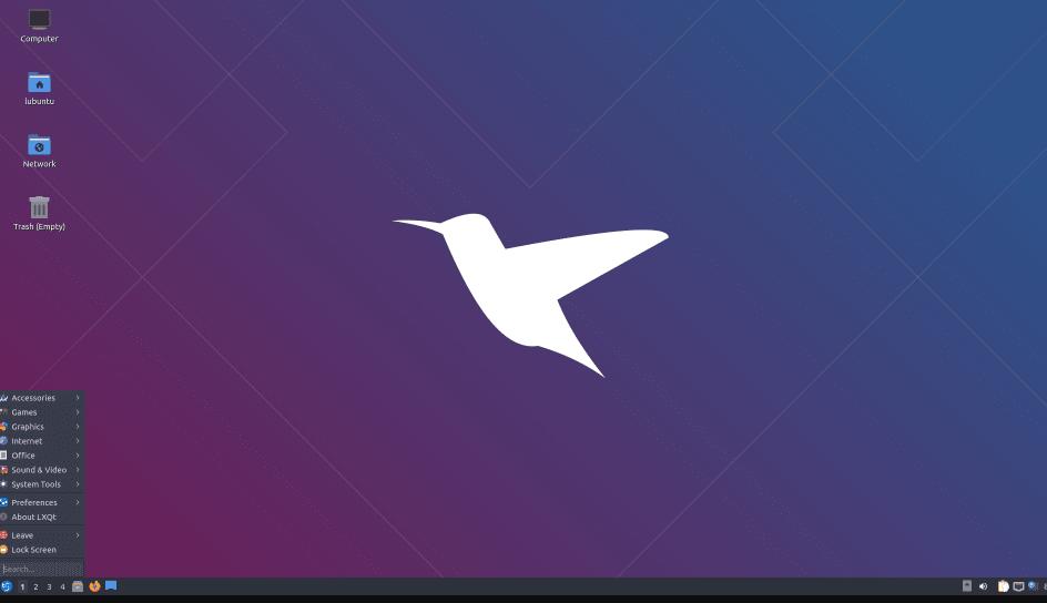 Lubuntu as Windows 10 alternative