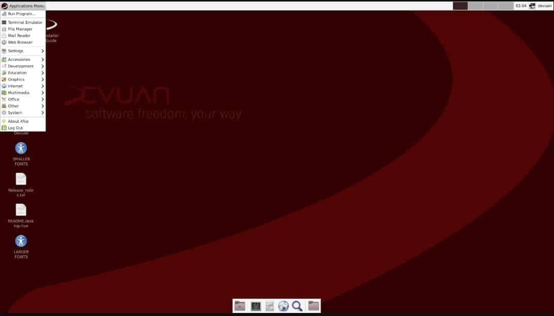 Devuan Linux