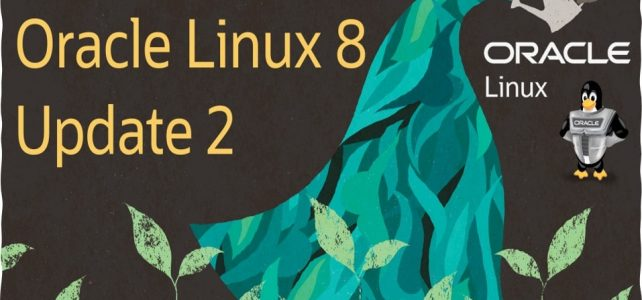 Oracle Linux Update 8.2
