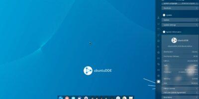 Deepin DDE Ubuntu 20.04 Best Desktop environment min