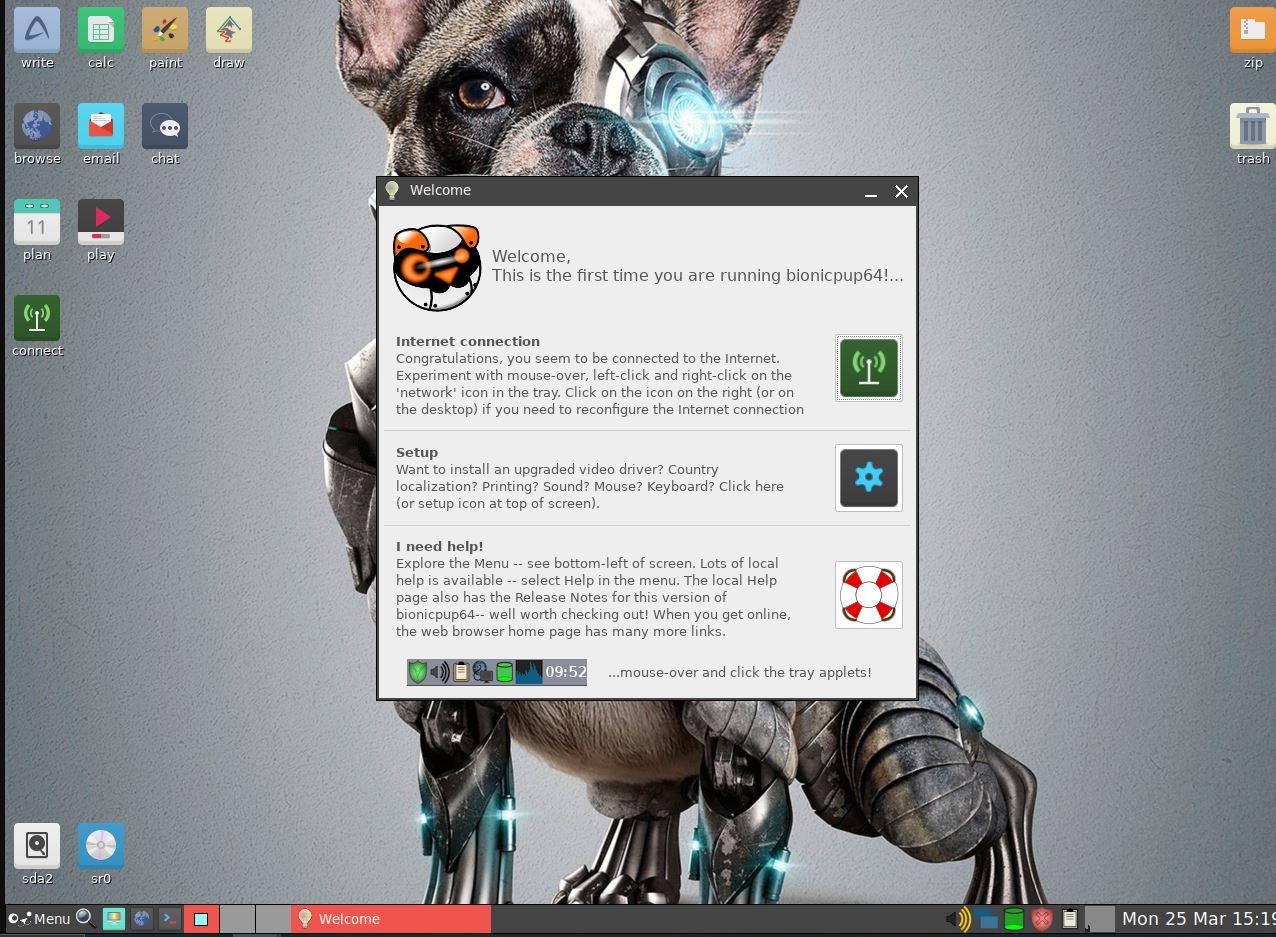 Puppy Linux min