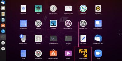 Run Vmware Palyer on Ubuntu 20.04