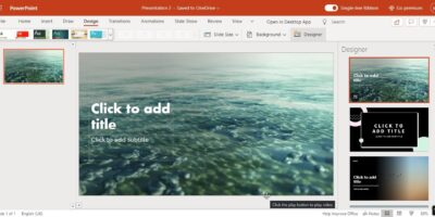 Free Microsoft Powerpoint Linux
