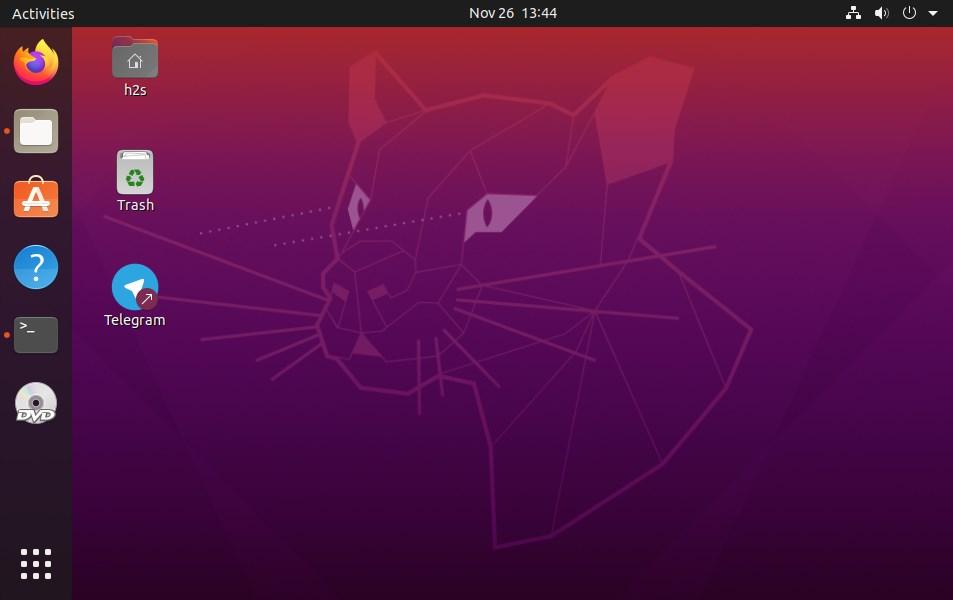 Telegram Linux Desktop icon