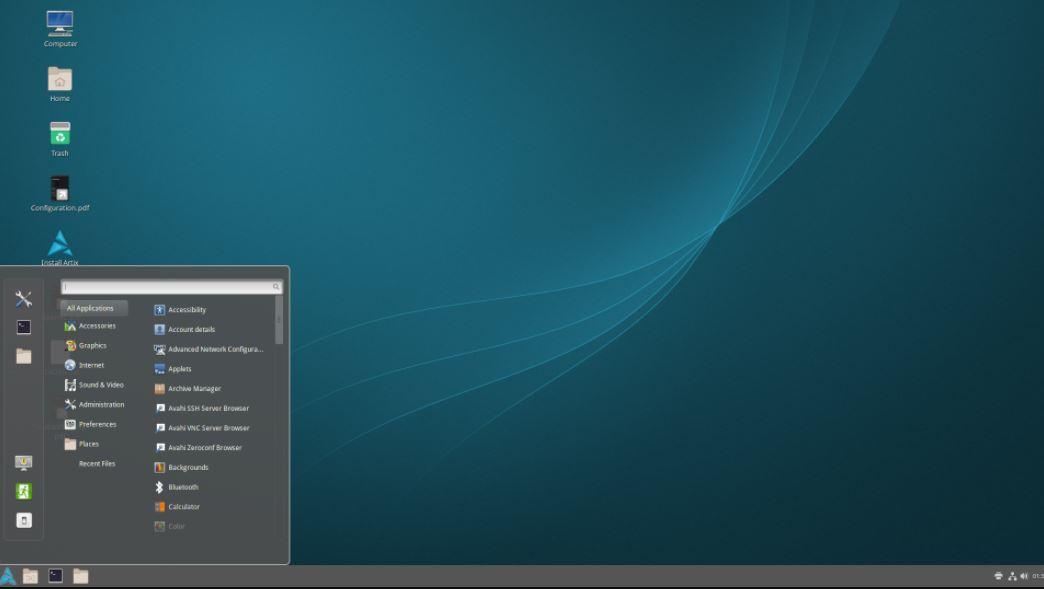 Artix Linux