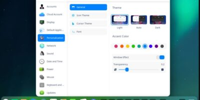 Deepin best Linux UI for beginners