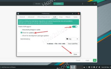Enable Aur Repository on Manjaro Linux