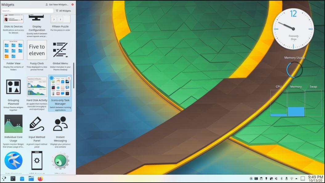 KDE Plasma best desktop environment Linux