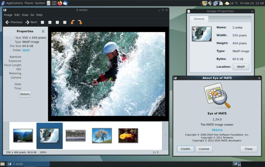 Mate Desktop 2021